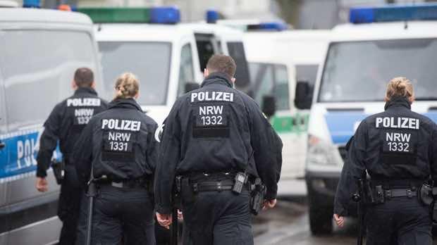 German Police Arrests Moroccan Suspected of Belonging to ISIS