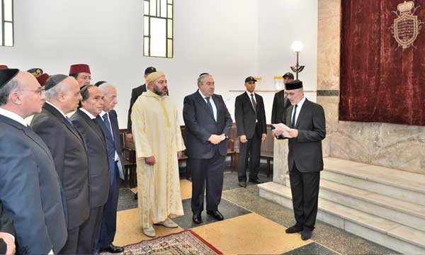 King Mohammed VI Instructs Ministry to Plan Jewish Rabbinic Elections