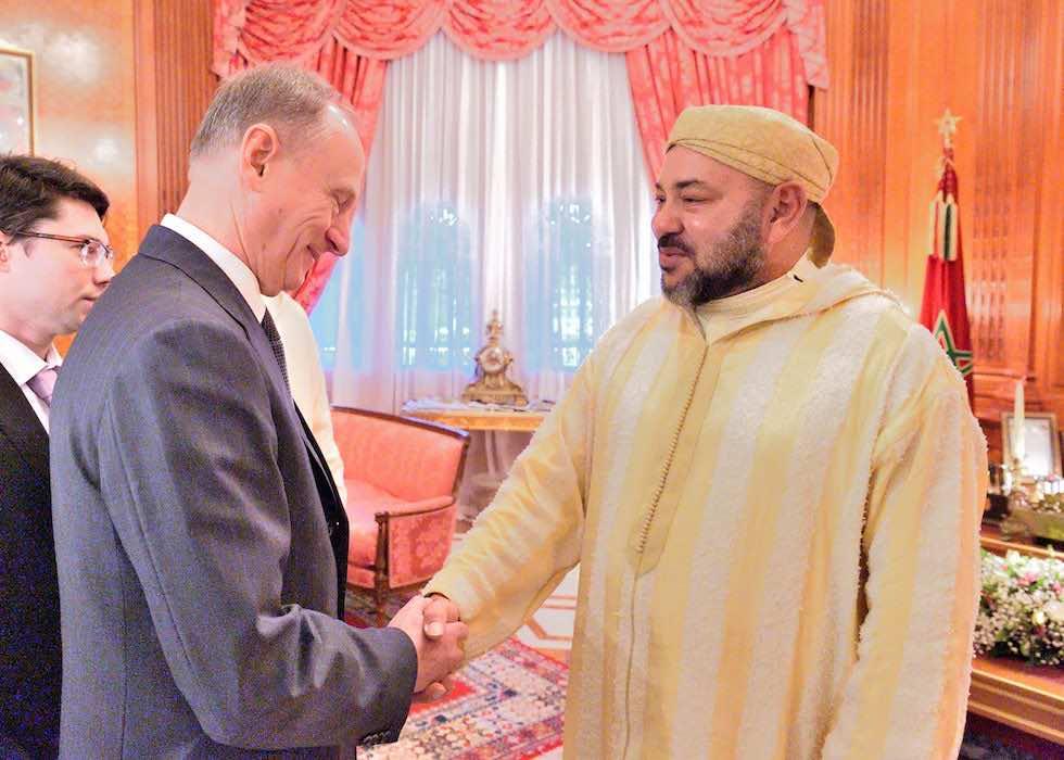 King Mohammed VI Invites Vladimir Putin to visit Morocco