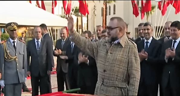 King Mohammed VI Launches Development Works of Ain Diab Coast Road in Casablanca