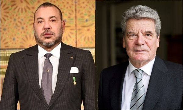 King Mohammed VI Offers Condolences to German Pres. Over Berlin Market Attack