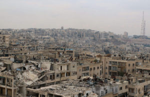 Last Outposts of Syrian Rebels Fall In Aleppo