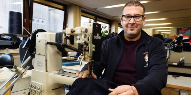 Moroccan Overcomes Enormous Challenges to Become Fashion Designer in Belgium