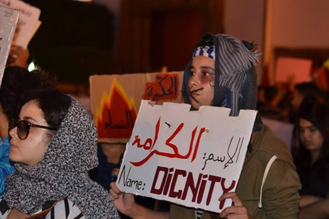Moroccan women movement