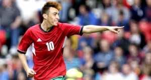 Valencia's Munir El Haddadi Wants to Join Moroccan National Football Team