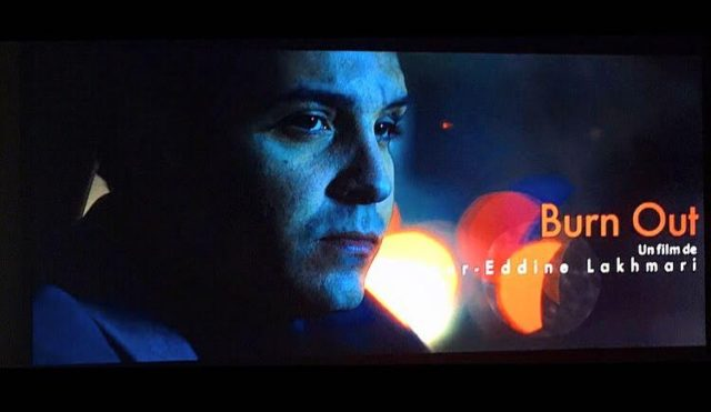 Nour Eddine Lakhmari Unveils New Film 'Burn Out'