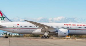 Royal Air Maroc Introduces Its 5th Boeing 787 Dreamliner
