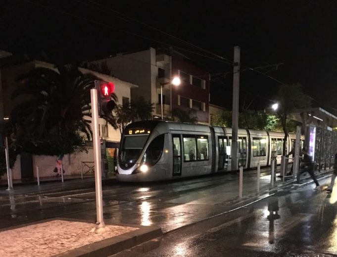 Silver Tramway near the Tower Hassan , Rabat. Photo by Robin Zefzaf