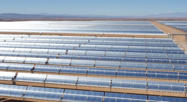 The Moroccan Agency for Sustainable Energy (MASEN)