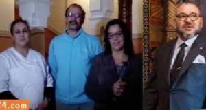 Video: King Mohammed VI Surprises Marrakech Riyad Employees