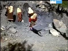 Video: Moroccan Women Build Road from Scratch in Tiznit