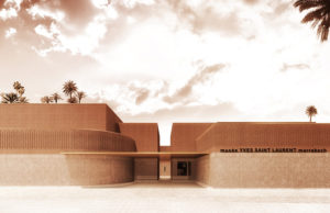 Yves Saint Laurent Museum in Marrakech Wins 2018 'Best New Public Building' Award