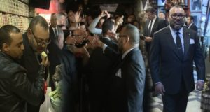 Marrakech Jewish Community Expresses Thanks to King Mohammed VI