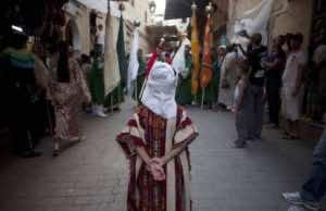 Aissawa Sufi brotherhood in Morocco