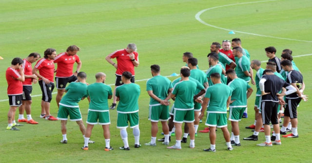 CAN 2017: Morocco Holds Second Training Session in Gabon