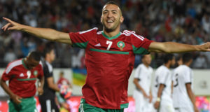 CAN 2017: Omar El Kadouri Replaces Injured Nordin Amrabat