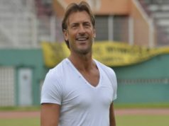 Hervé Renard's Good Looks Stun on Social Media