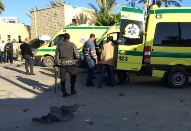 Egypt: 14 Dead, 15 Injured in Terrorist Attacks on Sinai Security Posts