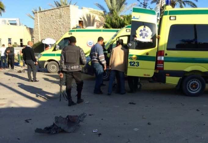 Egypt: 14 Dead, 15 Injured in Terrorist Attacks on Sinai Security Posts