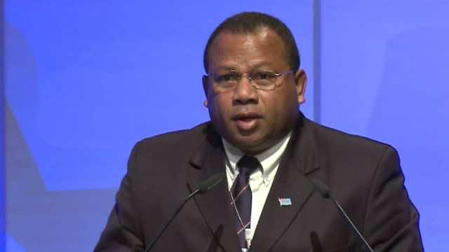 Fiji Islands Seek Morocco's Assistance to Organize COP23