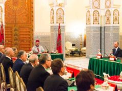 King Chairs Council of Ministers in Marrakech on Morocco's Return to the AU