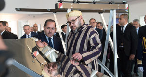 King Mohammed VI Inaugurates 'Green Energy Park'
