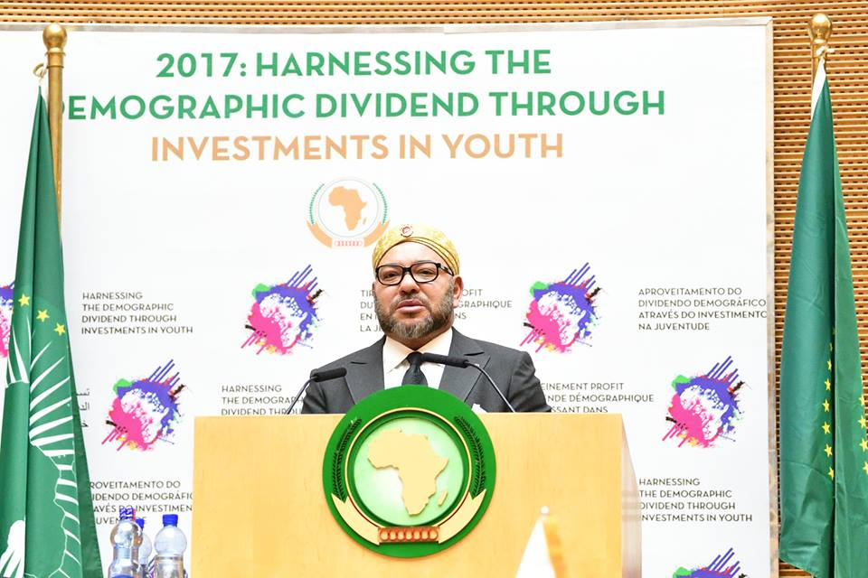King Mohammed VI: Pan-African Vision is Key to Development