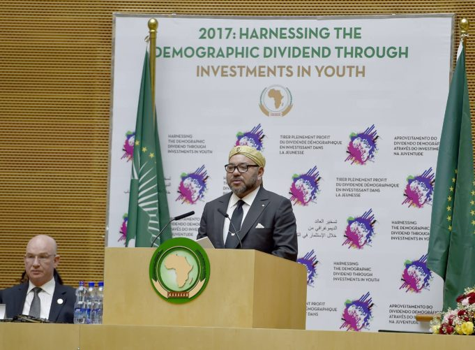 King Mohammed VI to Participate in 30th African Union Summit