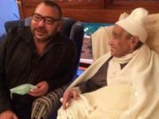 King Mohammed Visits Former Istiqlal Party Leader Mhamed Boucetta in Hospital