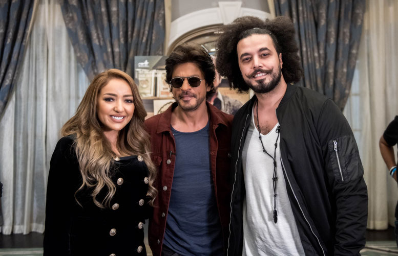Moroccan Artists Release Song in Arabic for Shah Rukh Khan Film