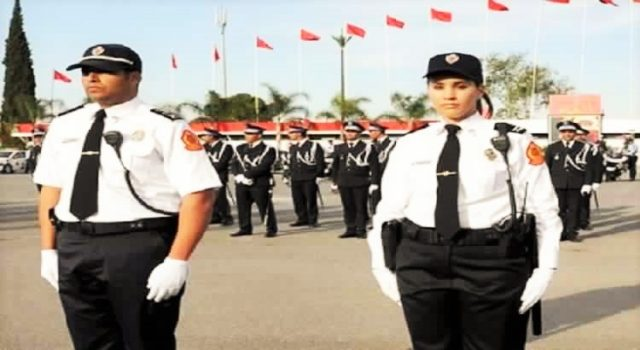 Moroccan Police Officers to Wear Their NewUniforms Next Tuesday