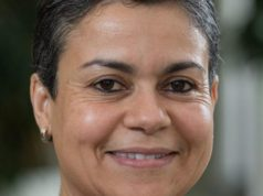 Moroccan Woman Chairs US Physics Division