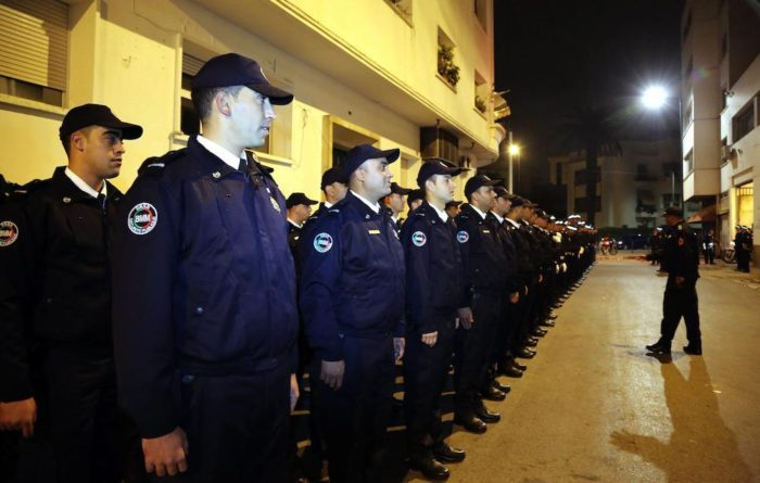 5100 Candidates Pass Police Recruitment Exam in Morocco: DGSN