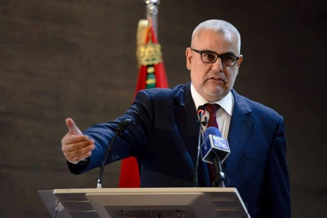 Morocco's appointed Head of Government, Abdelilah Benkirane
