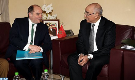Morocco, UK Discuss Means to Enhance Bilateral Cooperation on Security Issues