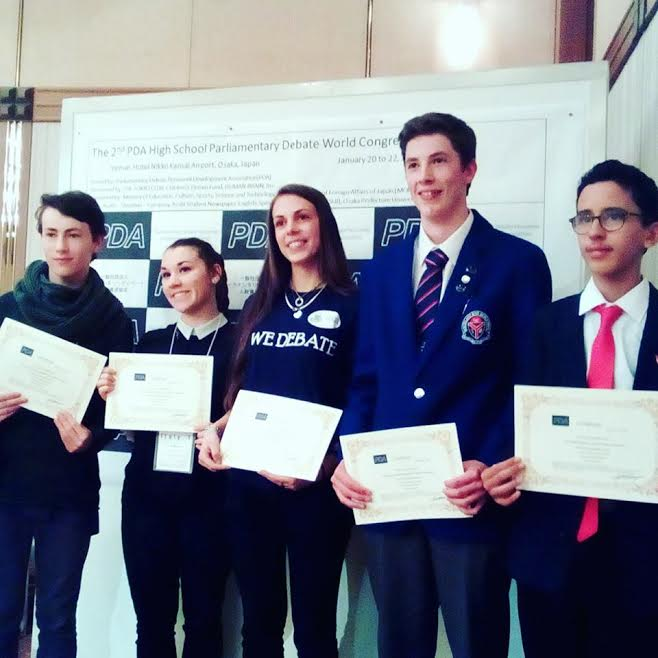 Morocco Wins Three Awards at International Debate Competition in Japan