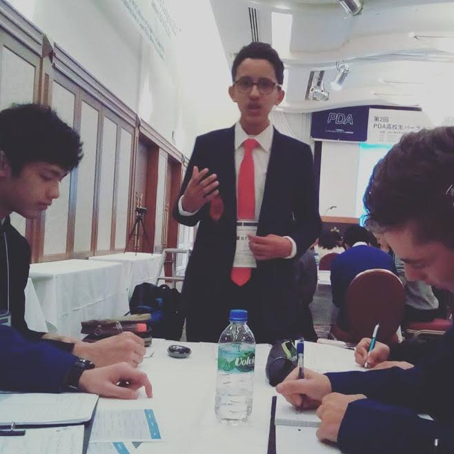 Morocco Wins Three Awards at International Debate Competition in Japan1
