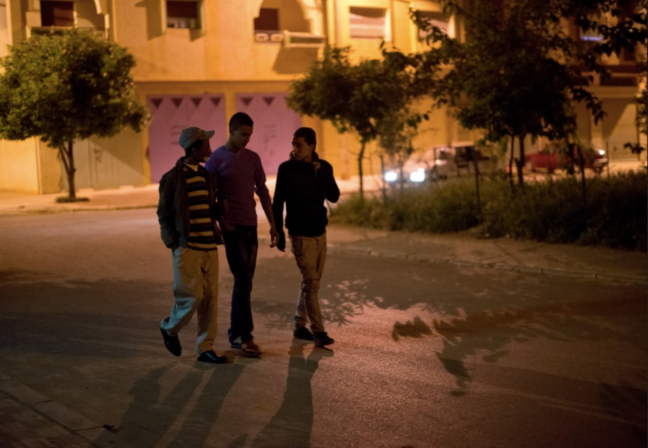 Morocco's Children of the Moon, Grew in the Dark with No Medical Care