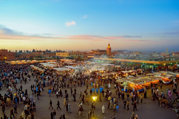 NY Times Ranks Marrakech 11th in Best 52 Places to Go in 2017