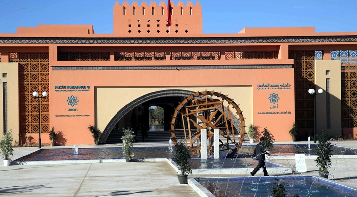 Prince Moulay Hassan Inaugurates Museum of Water Civilization
