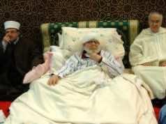 Qadiriyya Boudchichiyya's Master, Sheikh Hamza Dies at 95