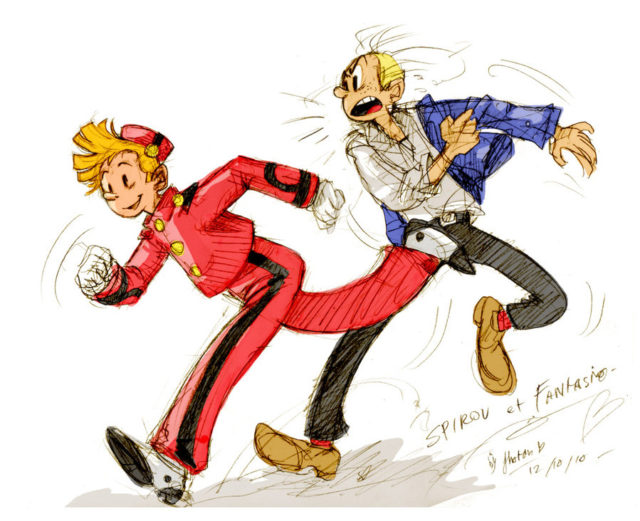 Spirou and Fantasio Film to be Shot in Morocco