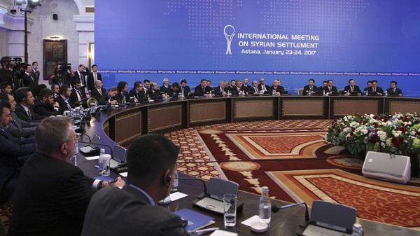 Syria Conflict: Peace Talks Kick off in Kazakhstan