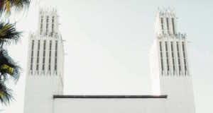 The Rabat Church. Photo by Fayssal Laghmam