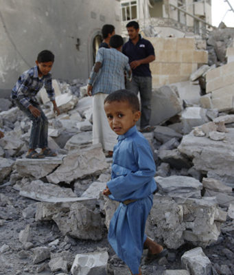 US to Stop Refueling Saudi Air Force in Yemen War
