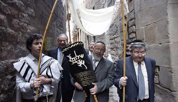 Moroccan Jewish Community Celebrates Hiloula in Morocco's Taroudant