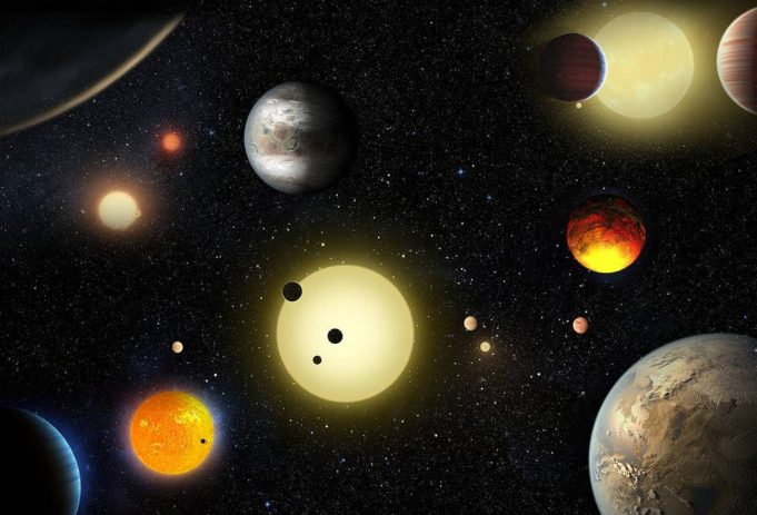 7 Potentially Life-Bearing Planets Discovered by NASA