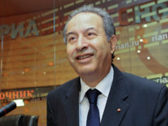 Abdelkader Lecheheb, Morocco's ambassador to Russia