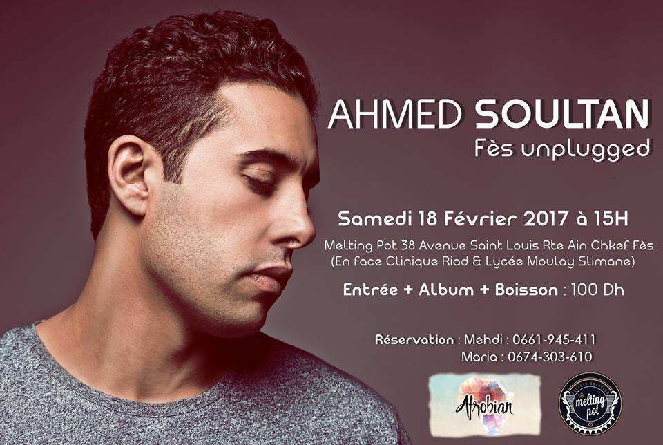 Ahmed soultan concert