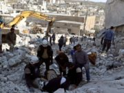 Violence in Syria Continues, Civilian Areas in Idlib Key Targets